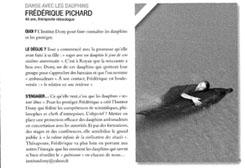"""Article dans la revue """"Canopée"""""""