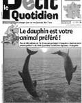 Le dauphin est votre animal préféré