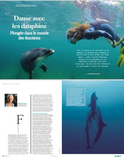 Article Frédérique PICHARD Le Monde 2019